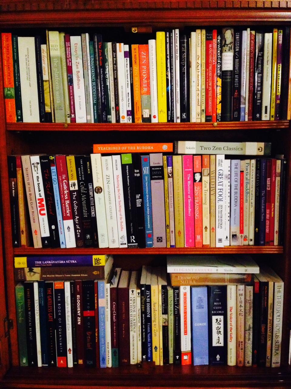 English Zen book library 1