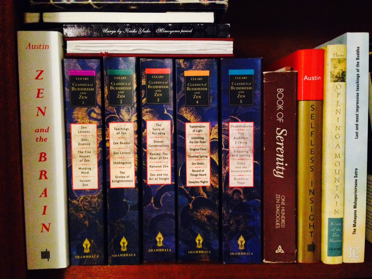 English Zen book library 2